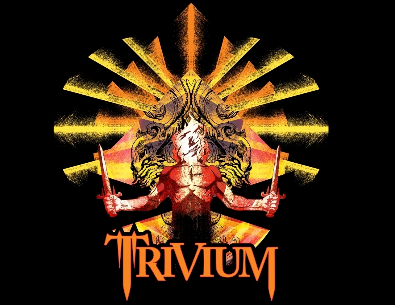 All Anime Wallpaper Hd Trivium Images Trivium Hd Wallpaper And Background Photos
