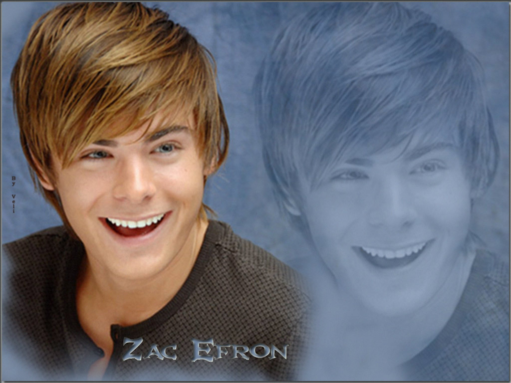 Wallpapers - Zac Efron 1024x768 800x600