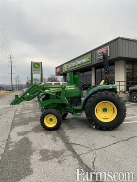 4x4 Compact Tractors For Sale : compact, tractors, Deere, 4044M, Farms.com