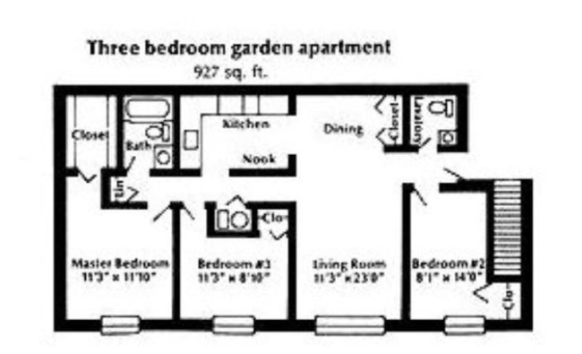 Eastpointe Apartments and Townhomes For Rent in Northwood