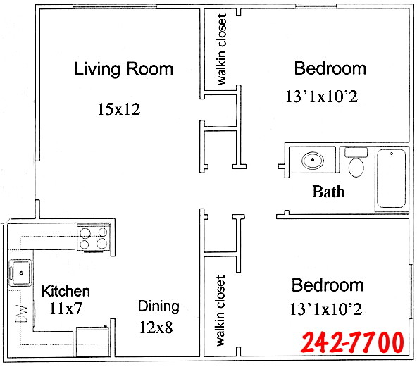 1132 E Johnson St Unit 2,7 Apartment For Rent in Madison