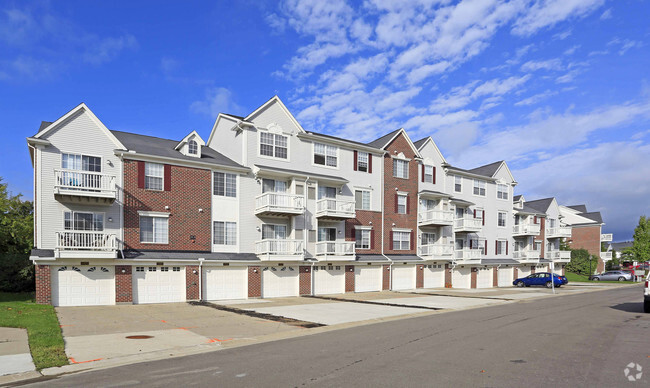 Brownstones Apartments