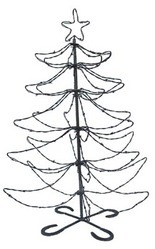 Horse Gifts (Barbed Wire Christmas Tree) from Apple Picker