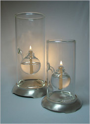 Wolfard Lamp Bases from Wolfard Glassblowing Co