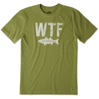 Men's WTF Fish Crusher Tee