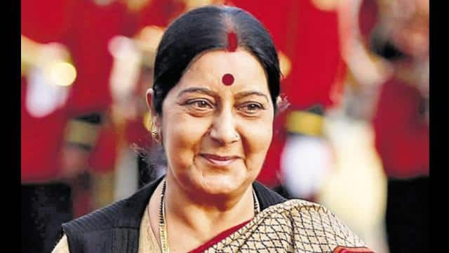 Sushma Swaraj agrees to grant Visa for parents of a Pakistani boy who is in BSF custody