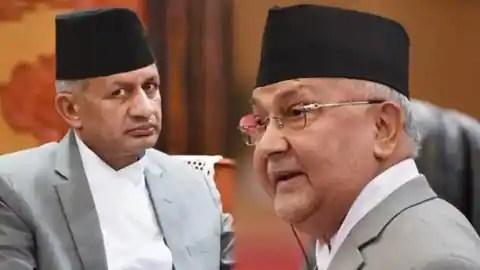 nepal claim on ram