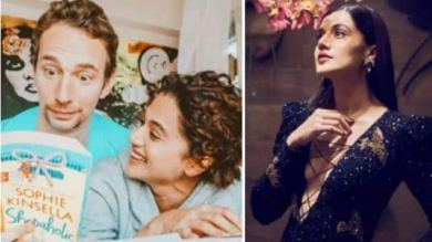 Taapsee Pannu spoke openly on the relationship and marriage with Matthias Boi, said- I did not want to date an industry man