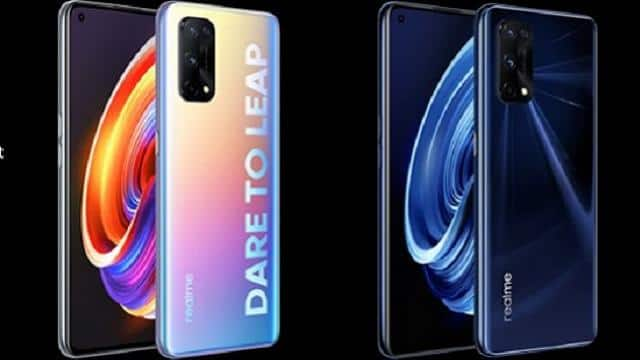 Launch RealMe X7 Pro 5G and RealMe X7 5G smartphone, find out the price