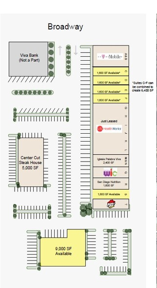 Chula Vista Mall Stores : chula, vista, stores, 534-542, Broadway,, Chula, Vista,, 91910, Retail, Lease, LoopNet.com