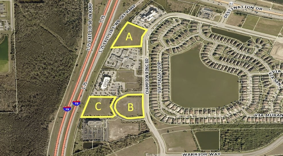 Map Forum Blvd Fort Myers Fl
