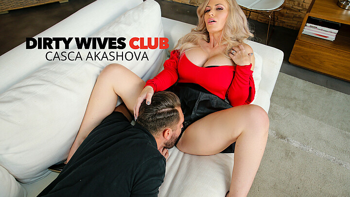 Casca Akashova gets fucked