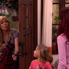 Sam And Cat Sofa Bed Trick Sleepers For Small Spaces Ariana Jennette 39s 26 Funniest Moments
