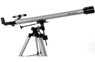 Celestron PowerSeeker 60 EQ Astronomical Telescope 21043