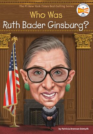 who is ruth bader