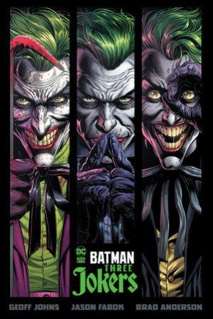 BATMAN THREE JOKERS HC (MR)