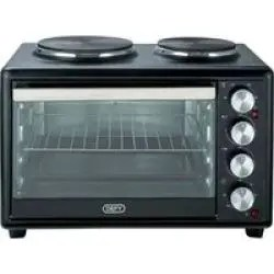 defy 30l mini oven with hot plate r1499 00 microwaves pricecheck sa