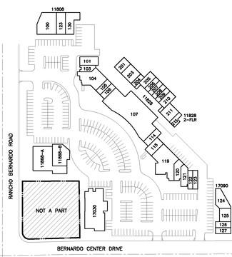 11808-11868 Rancho Bernardo Rd San Diego, CA 92128