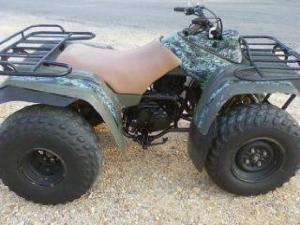 $1,000 90's model yamaha 250 4wheeler for sale in Glen Allen, Alabama Classified   ShowMeTheAd