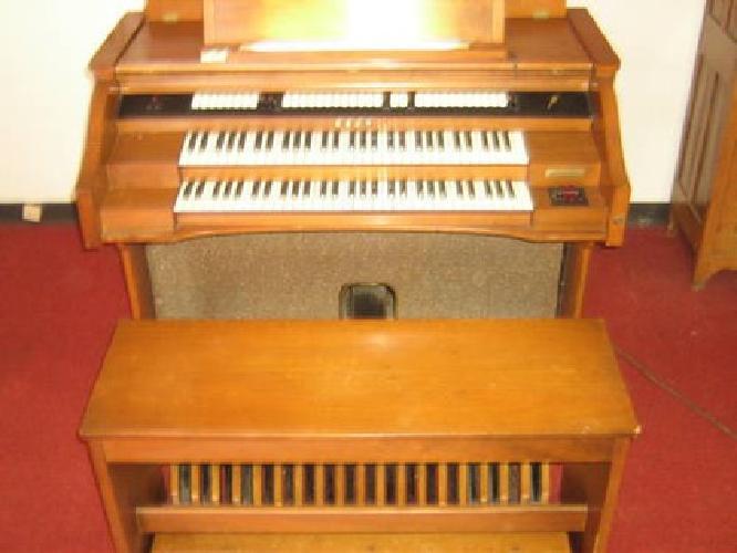 1 200 Baldwin Electronic Organ Model 48c For Sale In