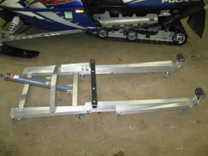 295 Aluminum Snowmobile Lift Medford Wi For Sale In Minneapolis Minnesota Classified
