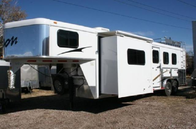 39,995Bison Coaches horse trailer in Denver, Colorado For Sale
