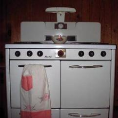 Kitchen Thermometer Menards Faucets $400 Make Offer ~ Antique Working 1940s Magic Chef Gas ...