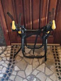 $40 Bell Double Back 2-Bike Trunk Mount Rack in good ...