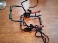 $40 OBO Bell Double Back 2-Bike Trunk Rack for sale in ...