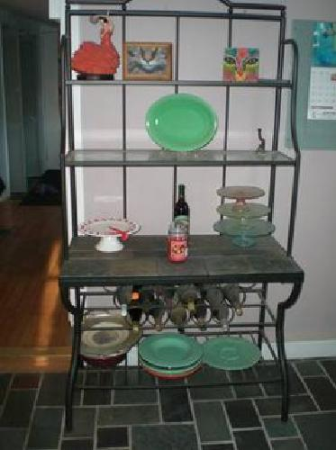 50 Ashley Bakers Rack For Sale In White Lake Michigan