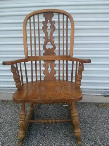 harvard chair for sale with swivel table 50 rocking crafted by virginia house used in