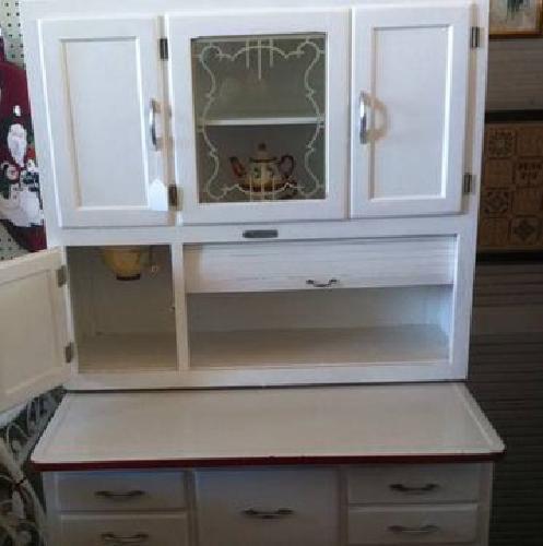 599 Antique Marsh Hoosier Cabinet for sale in Spring Hill