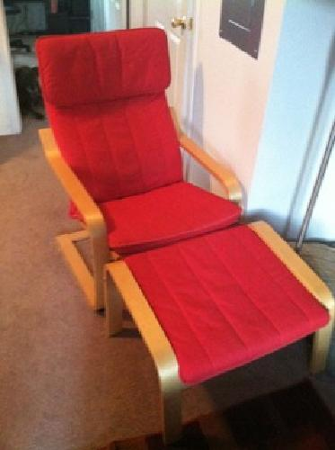 60 OBO Ikea Poang Chair For Sale In West Lafayette Indiana Classified