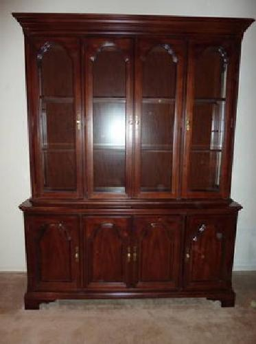Used china cabinet for sale  Furniture table styles