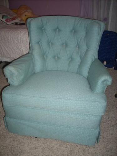 75 OBO Ladies upholstered swivel rocker for sale in Coppell Texas Classified  ShowMeTheAdcom