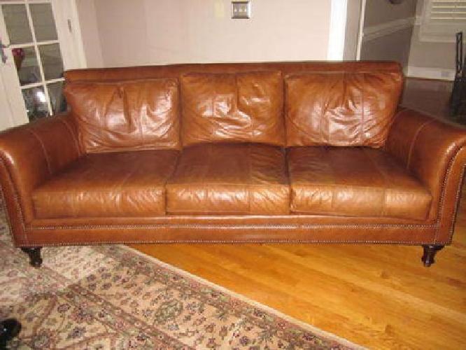 800 Ferguson Copeland Leather Sofas From Boyles