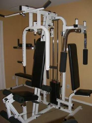 995 Paramount Ctx Home Gym Don T Go To The Gym Make