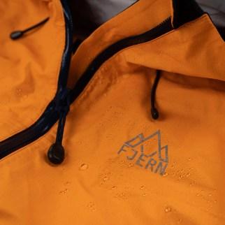 Fjern Skjold Packable Waterproof Jacket