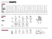 Northwave Size Guide | SportPursuit.com
