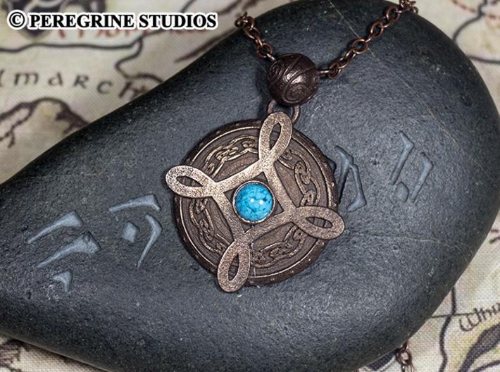 pendant amulet of mara