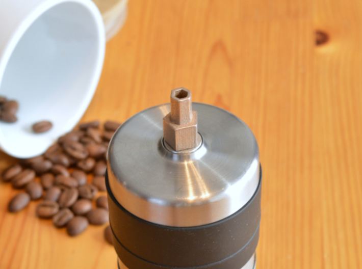 coffee grinder bit for