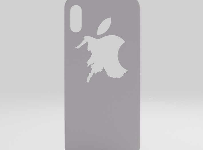 cases iphone x logo