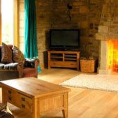 Cosy Living Room With Log Burner French Country Paint Colors For Open Fire Cottages | Holiday Cottage Rental ...