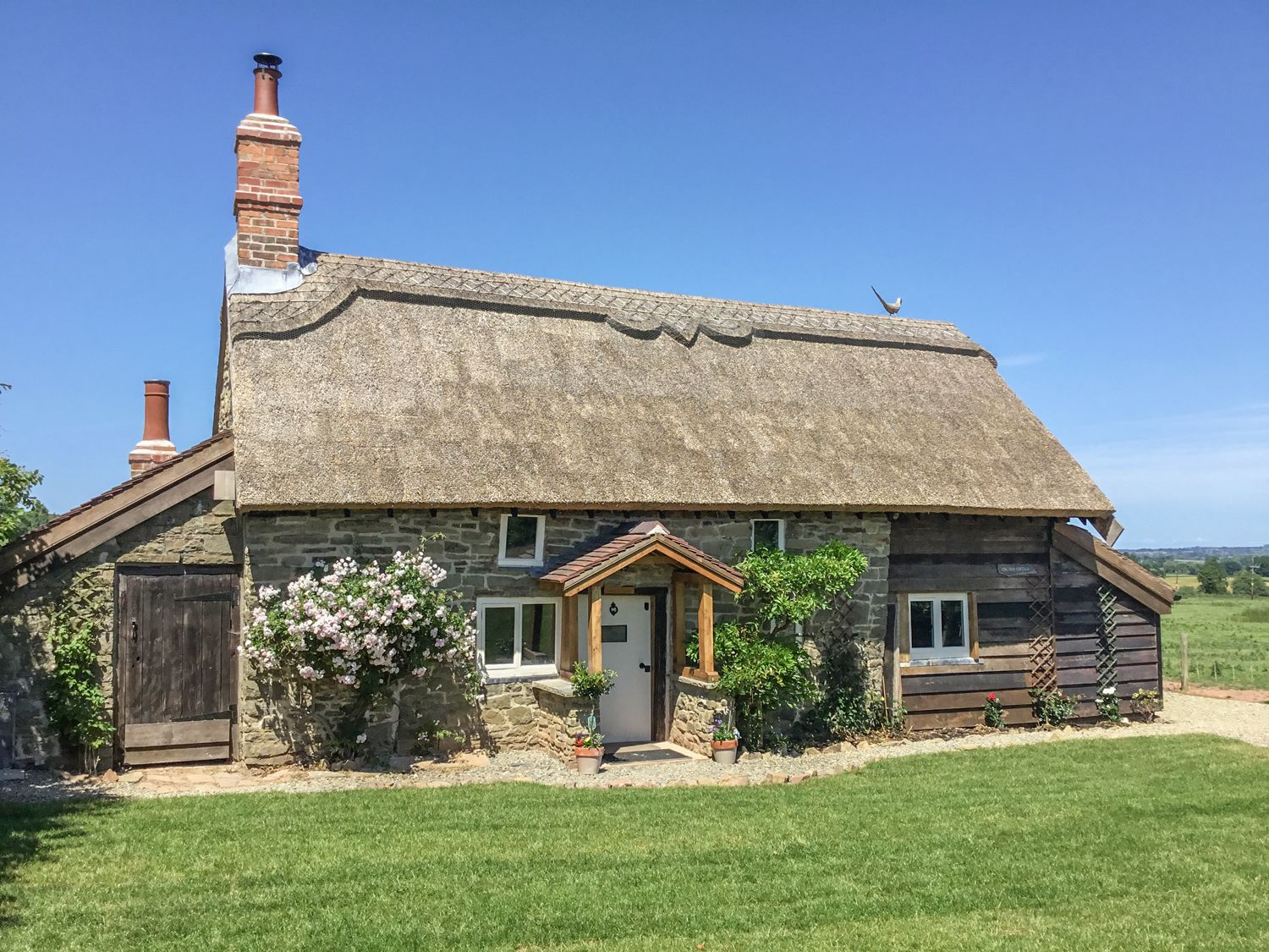 The Old Cottage | Ludlow | Burley | Self Catering Holiday ...