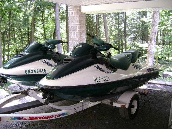 Wanted 1996 1997 Bombardier Seadoo GTX For Sale In