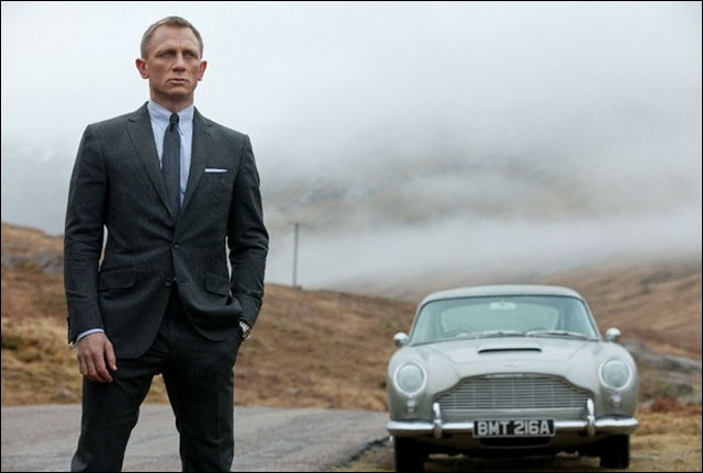 96df9b067c Skyfall  a windfall for product placement – Variety