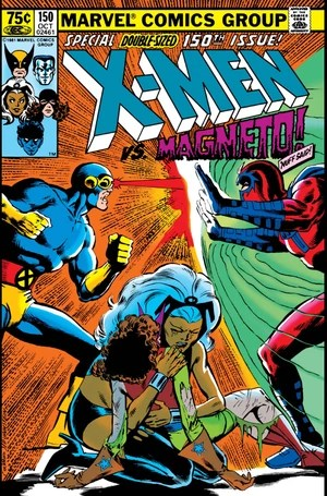 I, Magneto . . .