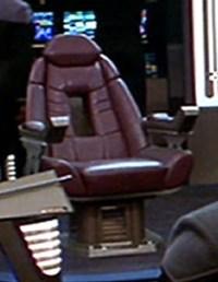 Command chair - Memory Alpha, the Star Trek Wiki