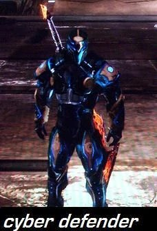 Lead Example  Too Human  Elite Armour Sets