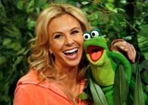 Elizabeth Sesame Street Muppet - Year of Clean Water